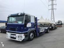 Camión remolque portacoches usado Iveco Stralis 430