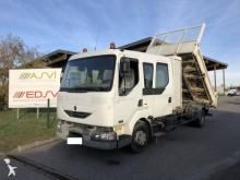 Camion remorque Renault Midlum 180 benne occasion