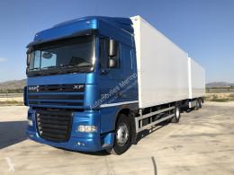 DAF trailer truck XF 105.460 Y REMOLQUE KRONE