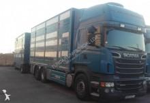 camion remorque bétaillère occasion