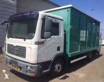 MAN chassis trailer truck