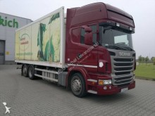 Scania R trailer truck used mono temperature refrigerated
