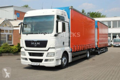 MAN TGX 18.480 XXL trailer truck used tautliner