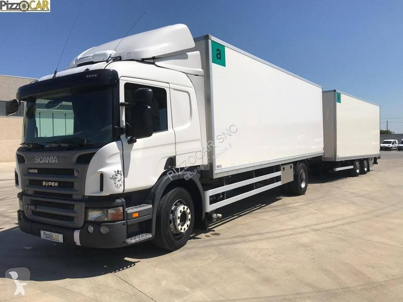 View images Scania P 310 trailer truck