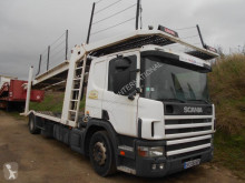 Scania car carrier trailer truck L