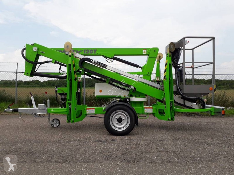 View images Nc 120 T E trailer truck