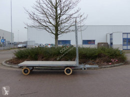 Trailer trailer used flatbed
