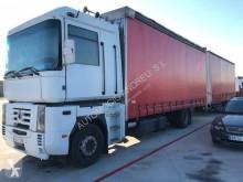 Renault tarp trailer truck AE