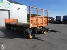 прицеп Trouillet Platforme chariot - twin tyres / jumelés