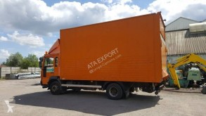 Volvo box trailer truck FL6