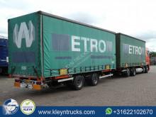 Camion remorque Krone