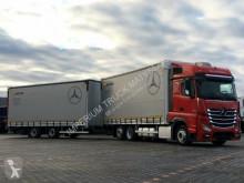 ciężarówka z przyczepą Mercedes ACTROS 2545 / JUMBO 120 M3 / VEHICULAR/ EURO 6 /