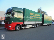 camion remorque DAF XF105-460 SSC- Jumbo- Intarder- 7,15 - 7,82