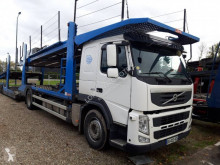 Volvo FM13 460 trailer truck used car carrier