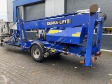 Denka Lift DL 25 aanhanger hoogwerker trailer used aerial platform