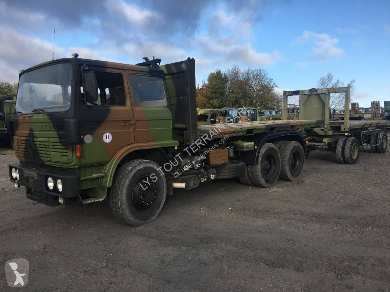 View images Renault Gamme G 290 trailer truck