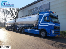 Camión remolque cisterna Feldbinder Silo Feldbinder, 63000 Liter , 11 Compartments, Standairco, Airco, Combi,