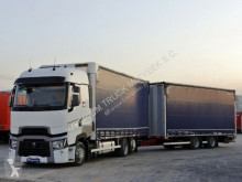 camion remorque Renault T 480 / JUMBO 120M3 / VEHICULAR / EURO 6 / ACC /