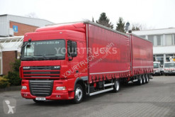 Camion remorque rideaux coulissants (plsc) occasion DAF XF105.460 SpaceCab/E5/ZUG/nur 436.809km!!!