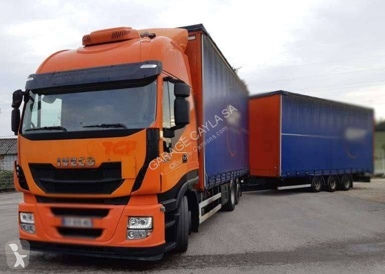 View images Iveco Stralis AS 260 S 46 Y/FP-GV trailer truck