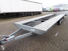 Car carrier trailer BR 3 CARTRANSPORT 3 asser, 8 mtr.