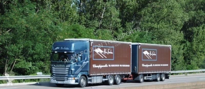 Ver las fotos Camión remolque Scania R 500
