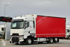 camion remorque Renault T 480 / EURO 6 / ACC / 19 EP / L: 7,7 M /