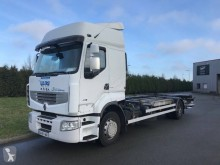 Renault chassis trailer truck Premium 410 DXI