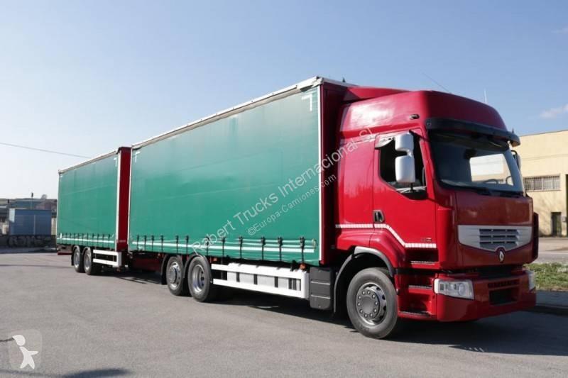 Ver las fotos Camión remolque Renault Premium 460 EEV