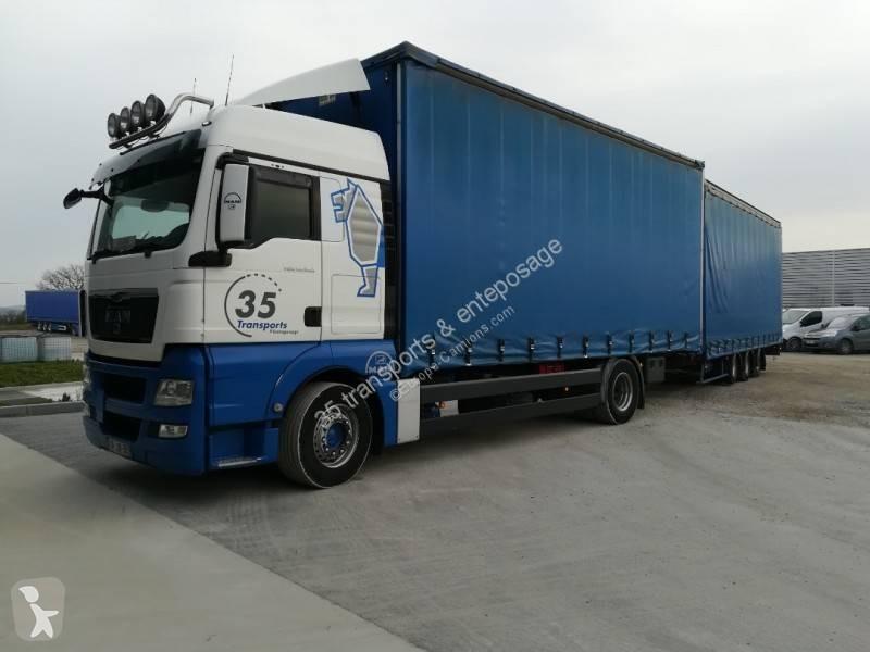 Voir les photos Camion remorque MAN TGX 18.400