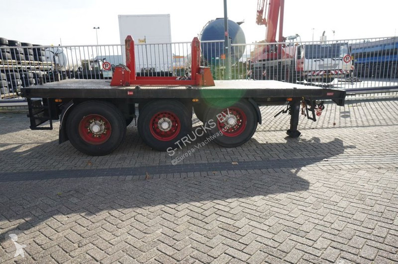 View images Draco BALLAST TRAILER trailer truck
