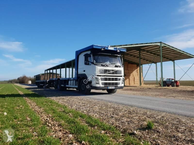 Voir les photos Camion remorque Volvo FM12 460