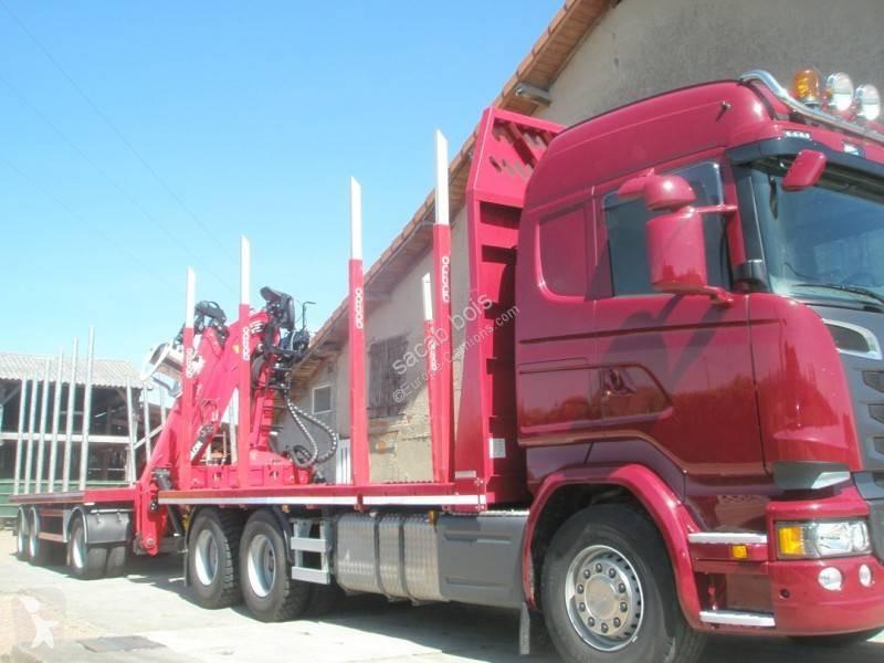 Voir les photos Camion remorque Scania R 520