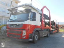 Volvo car carrier trailer truck FM11 410