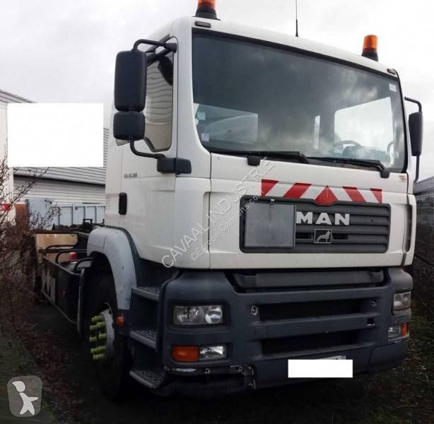 Prohlédnout fotografie Kamion s návěsem MAN