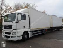 camión remolque MAN 3x TGX 18.440 mit Anhänger 100m³
