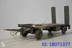 ремарке превоз на строителна техника втора употреба