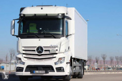 Mercedes box trailer truck Actros 1842 NL