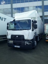 Camion remorque fourgon Renault Gamme D 280.19