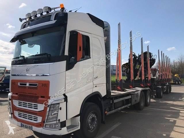 Ver las fotos Camión remolque Volvo FH 540