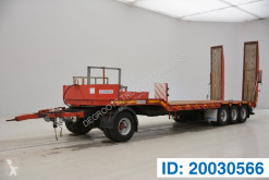 remorque Robuste Kaiser Low bed trailer