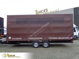 Remorque rideaux coulissants (plsc) TD-200 +