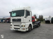 Camion remorque châssis occasion MAN TGA 26.440
