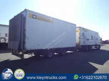 nc box trailer truck