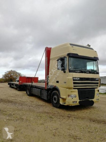 Camion remorque DAF XF 480 plateau standard occasion