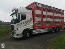 Volvo sheep trailer truck