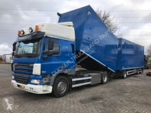 Camion remorque Knapen K200 WALKING FLOOR