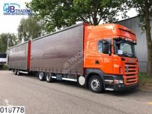 LAG tautliner trailer truck