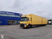 Camion remorque porte containers Renault Gamme T 430 DXI