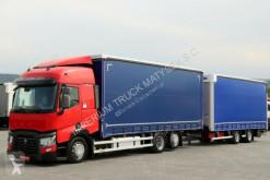camion remorque Renault T 460 / JUMBO 120 M3 / L: 7,7 M / EURO 6 /
